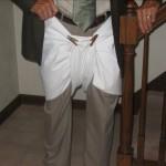 I dress for (bladder) success.
