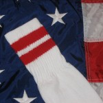My Odd Sock celebrates the Fourth.