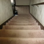 The dreaded stairs.