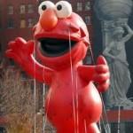 It's S & M Elmo