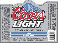 coors super cold
