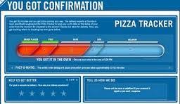 domino's pizza tracker