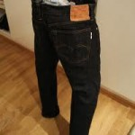 stiff pants