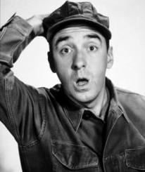 Gomer.  (It's amazing the difference one letter can make!)