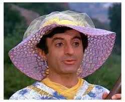 Klinger, a man with a flair for fashion.