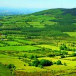 Ireland landscape