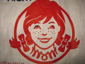 Wendy's new logo