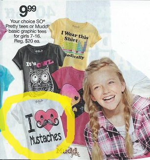 Kohl's t-shirts