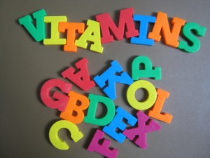 Vitamins galore!