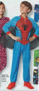 Spiderman jammys