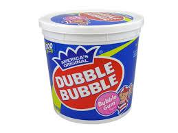 Dubble Bubble Bucket