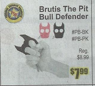 Pit Bull Defender