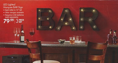 This must be the Bar!