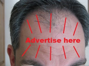 Word on head is the best form of advertising.