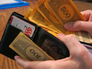 Moo-Lah!  I'm rich bee-otch!