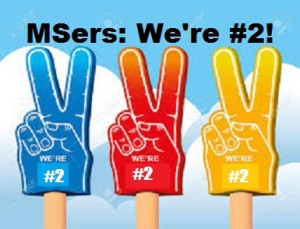 MS is #2.