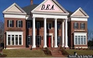 The DEA HQ.
