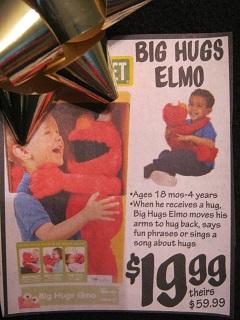 I-I can't breath El-Elmo!