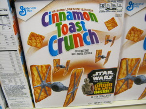 Awesome crunch!