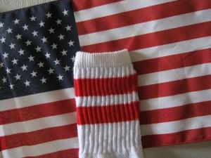 Patriotic camo!