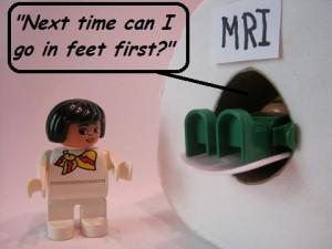"""A """"breech"""" MRI."""